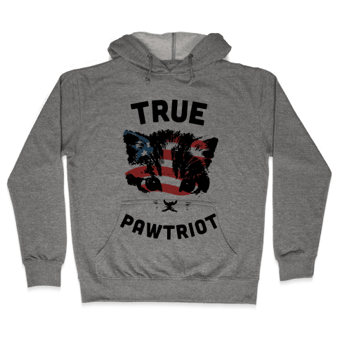 True Pawtriot Hooded Sweatshirt