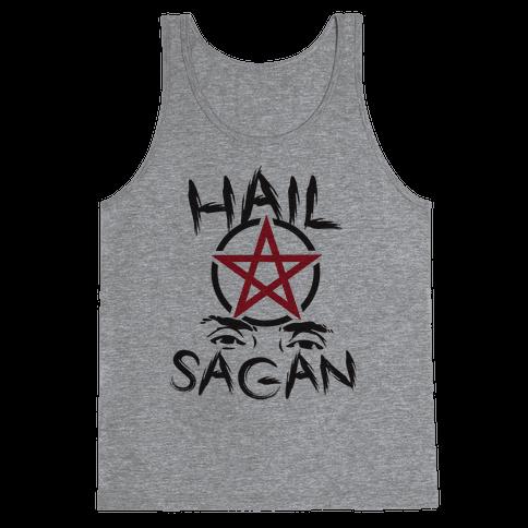 Hail Sagan Tank Top