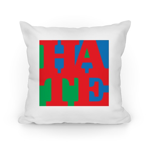Hate Pillow Pillow