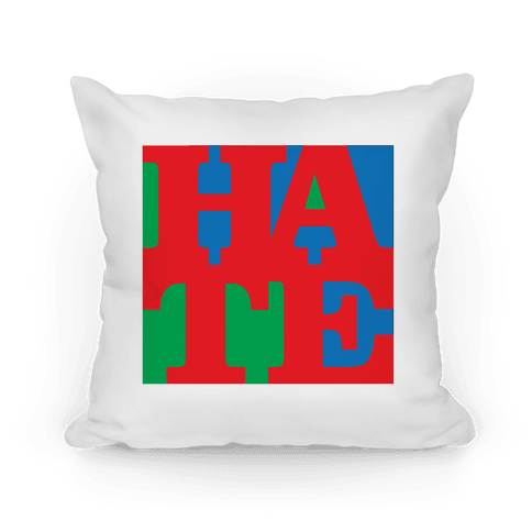 Hate Pillow