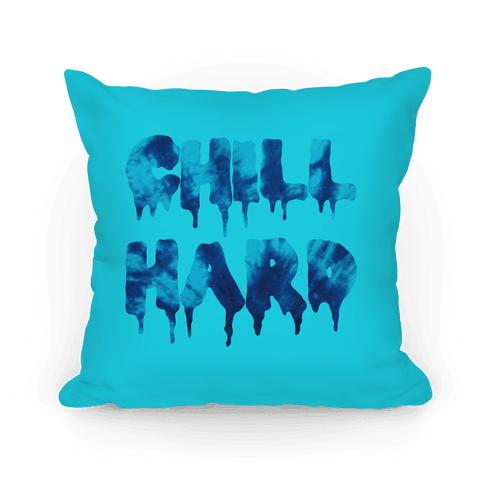 Chill Hard Pillow