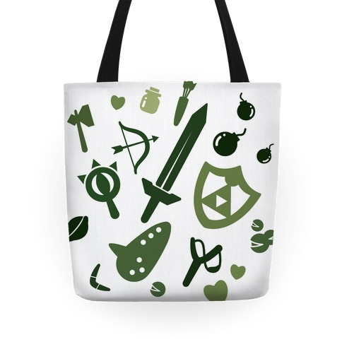 Link's Inventory Tote