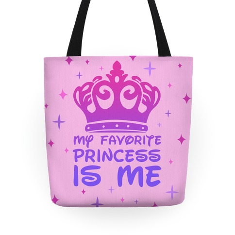 My Favorite Princess Tote