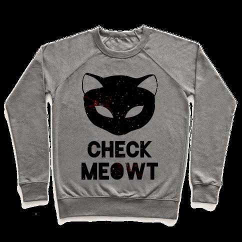 Check Meowt Galaxy Pullover