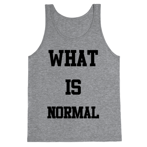 What is Normal Tank Top