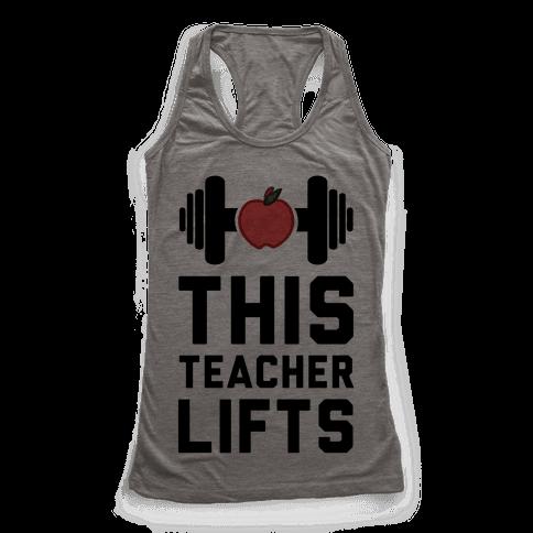 This Teacher Lifts