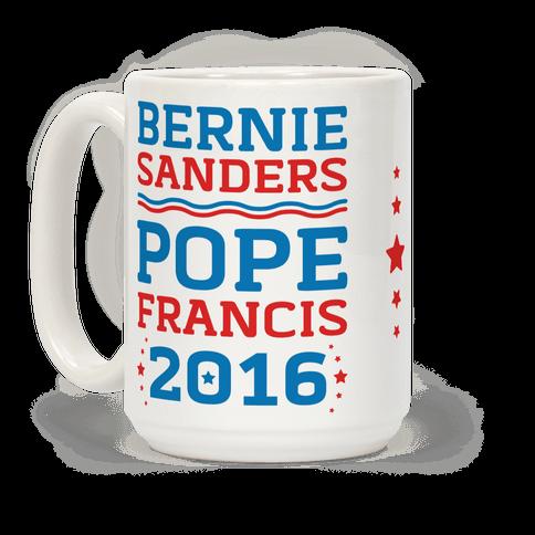 Bernie Sanders / Pope Francis 2016