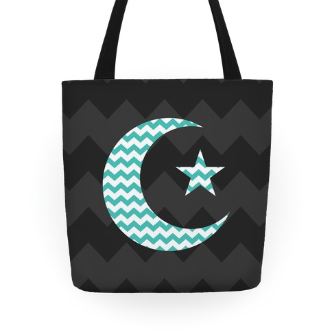 Star And Crecent Tote Tote