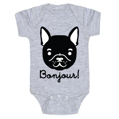 Bonjour French Bulldog Baby
