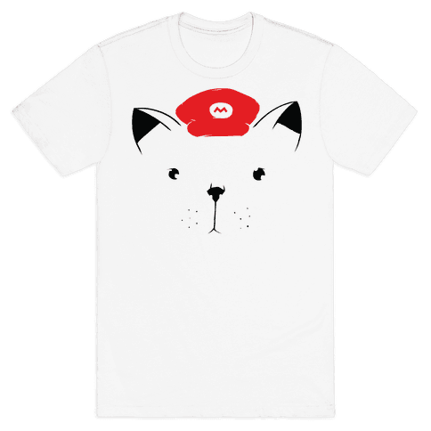 Meow-io Mens T-Shirt