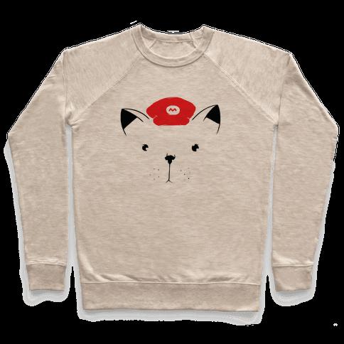 Meow-io Pullover