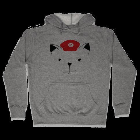 Meow-io Hooded Sweatshirt