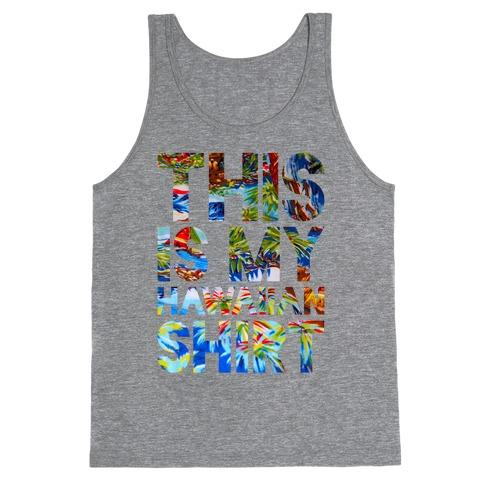 Hawaiian Shirt Shirt ver.2 Tank Top