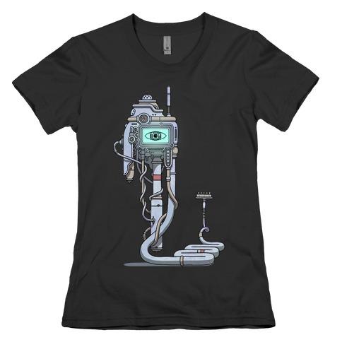 Snake Computer Womens T-Shirt