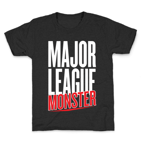 Major League Monster Kids T-Shirt