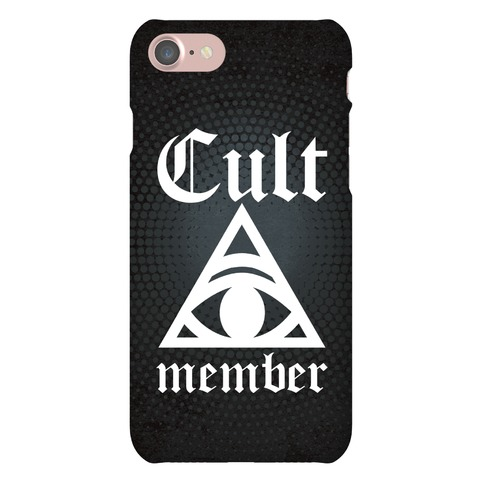 Cult Member Phone Case