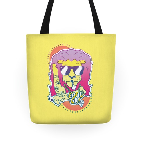 Cool Cat Tote