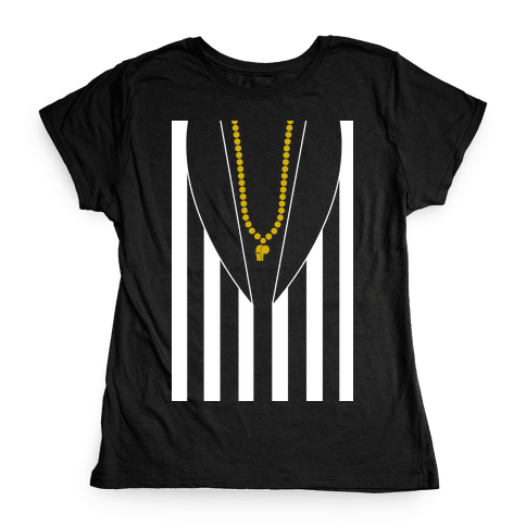 Robin's Beetlejuice Outfit Womens T-Shirt