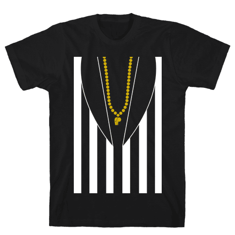 Robin's Beetlejuice Outfit Mens T-Shirt