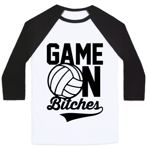 Game On Bitches Volleyball