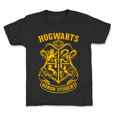 Hogwarts Honor Student Kids T-Shirt
