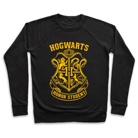 Hogwarts Honor Student Pullover