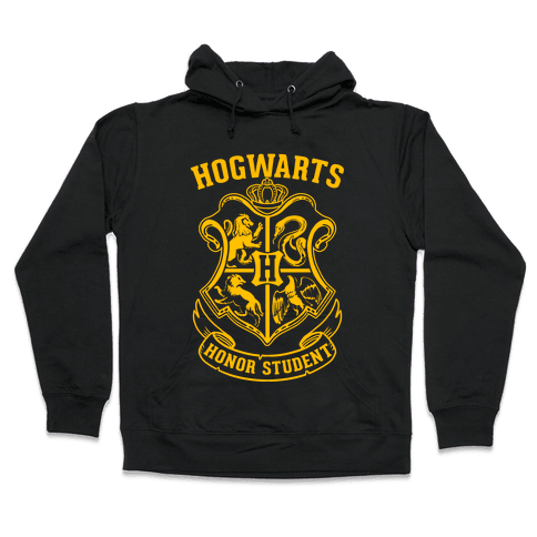 Hogwarts Honor Student Hooded Sweatshirt