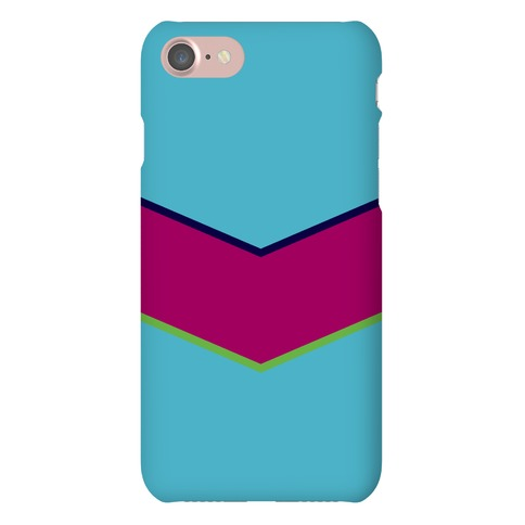 Multicolor Chevron Stripe Case Phone Case