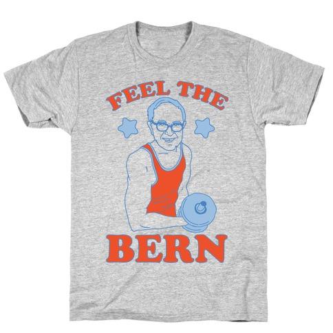 Feel The Lifting Bern T-Shirt