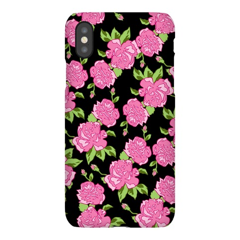 Floral Hipster Pattern Phone Case