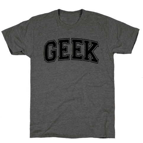 Geek Mens T-Shirt