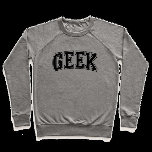 Geek Pullover