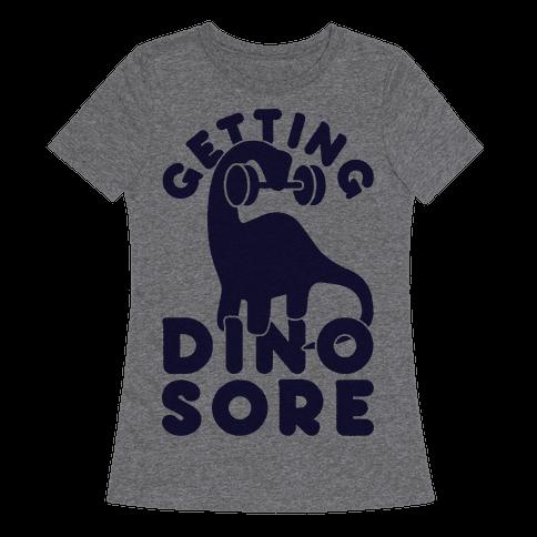 Getting Dino-Sore