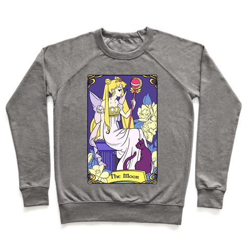The Moon Tarot Pullover