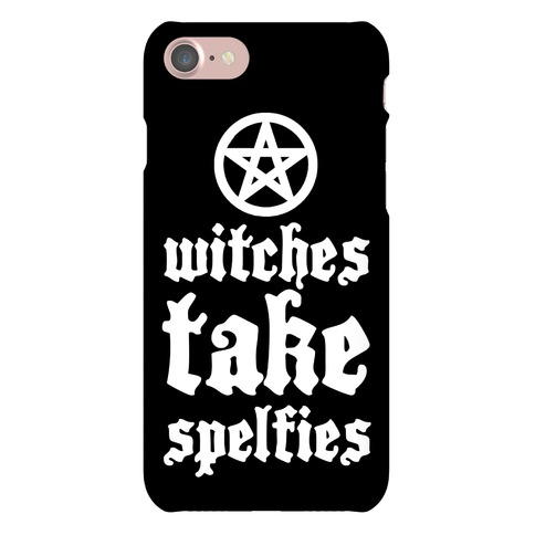 Witches Take Spelfies Phone Case