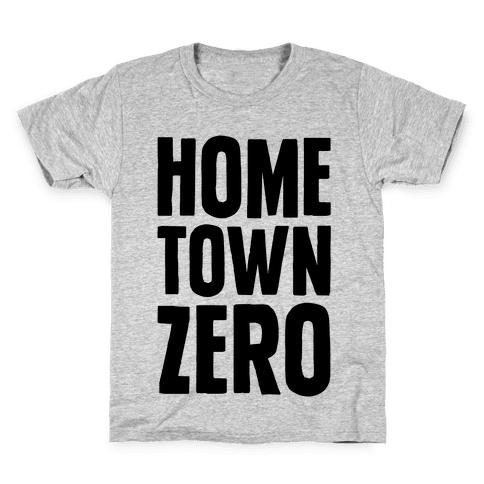 Hometown Zero Kids T-Shirt