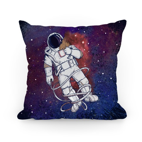Space Mondays Pillow