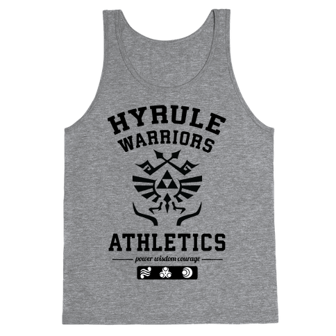 Hyrule Warriors Athletics Tank Top
