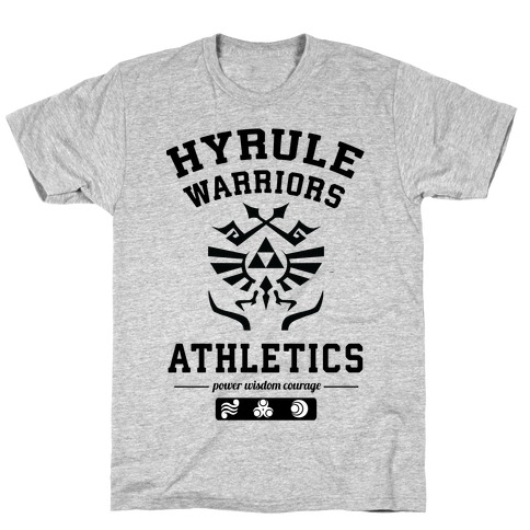 Hyrule Warriors Athletics T-Shirt