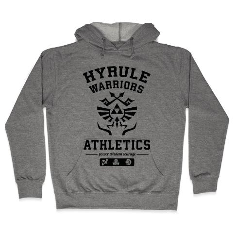 Hyrule Warriors Athletics Hooded Sweatshirt