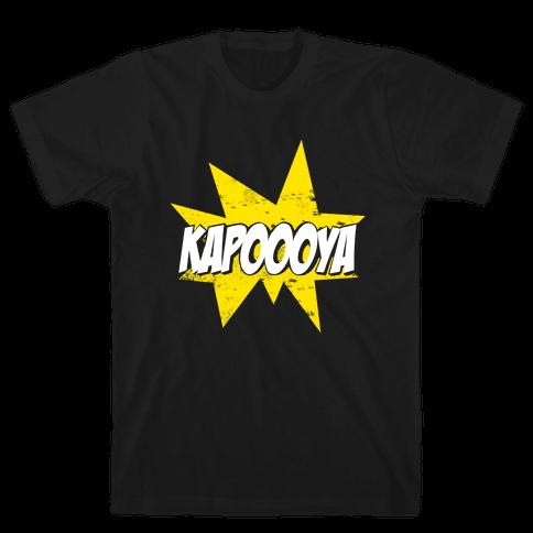 KAPOOYA Mens T-Shirt