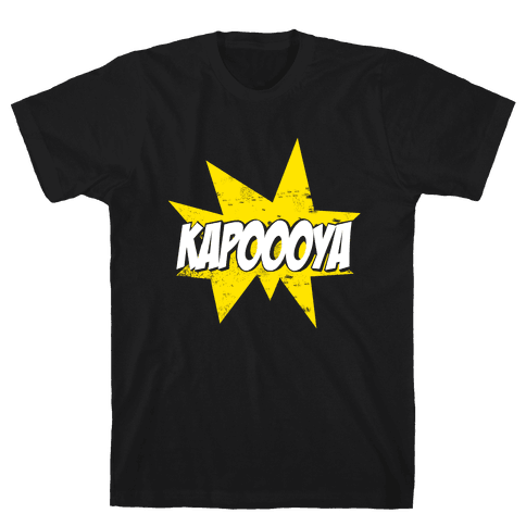 KAPOOYA Mens T-Shirt