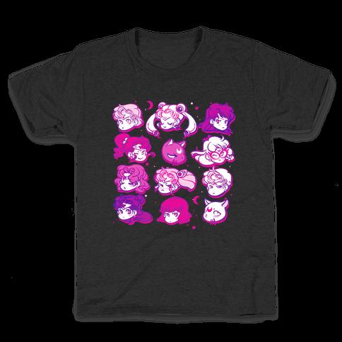 Moon Crew Kids T-Shirt
