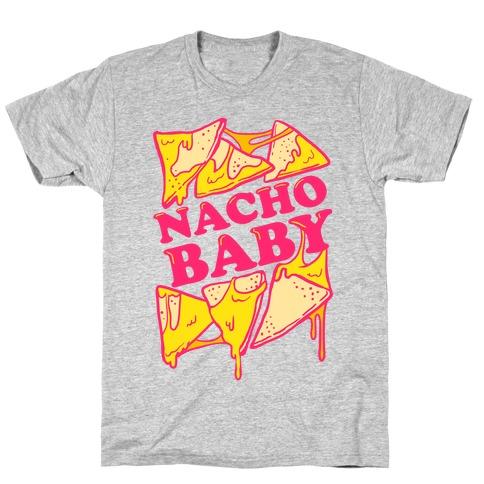 Nacho Baby Mens T-Shirt