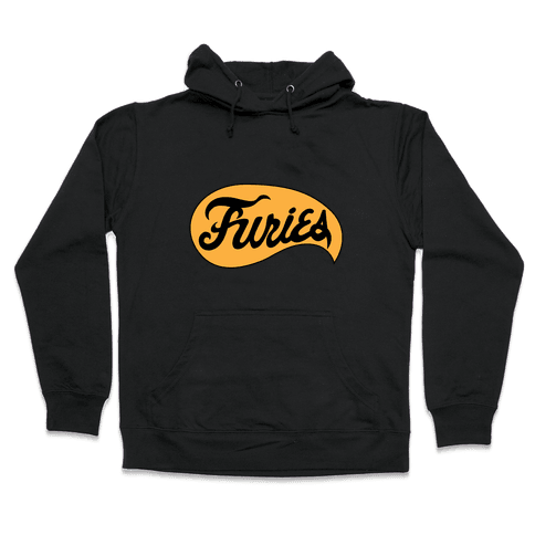 The Baseball Furies Hooded Sweatshirt