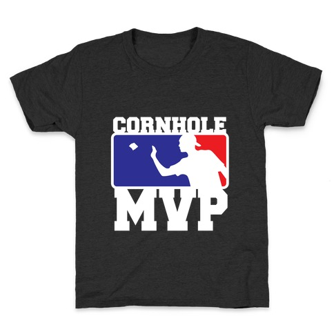 Cornhole MVP Kids T-Shirt