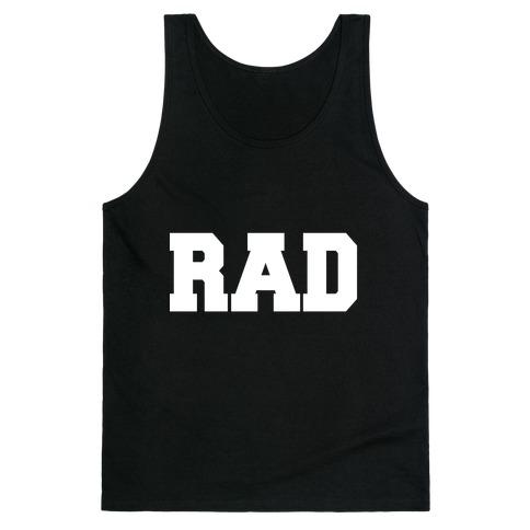 RAD Tank Top