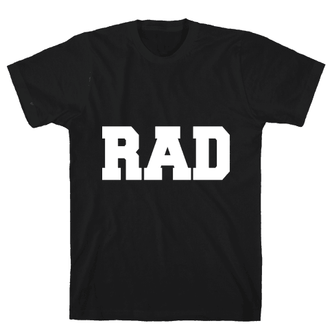RAD Mens T-Shirt