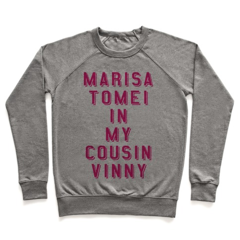 Marisa Tomei In My Cousin Vinny Pullover