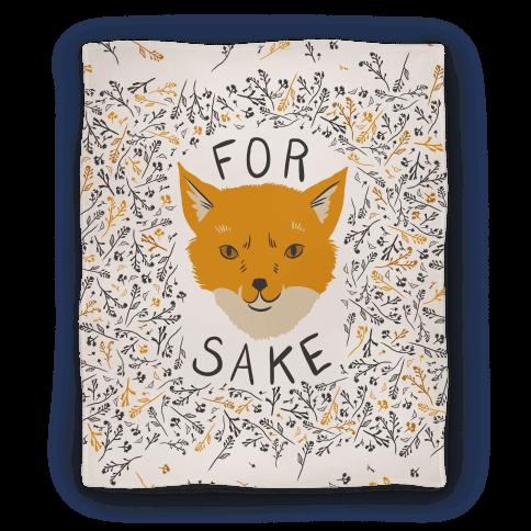 For Foxsakes Blanket